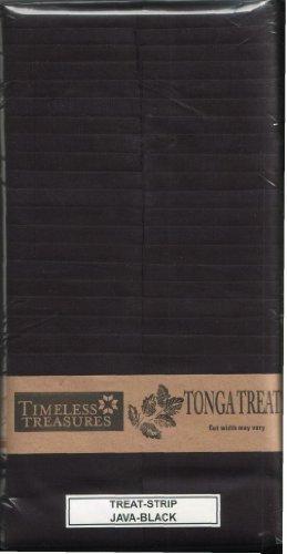 Tonga Treat Strip Java-Black