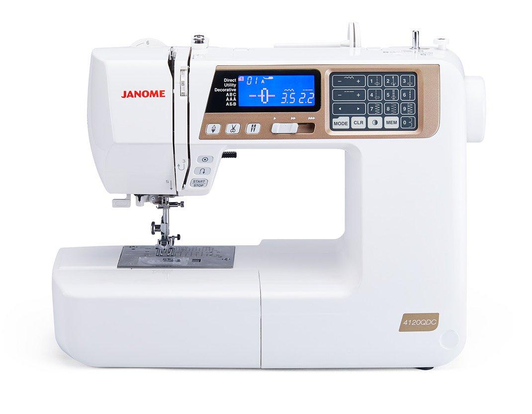 Janome Machine 4120QDC