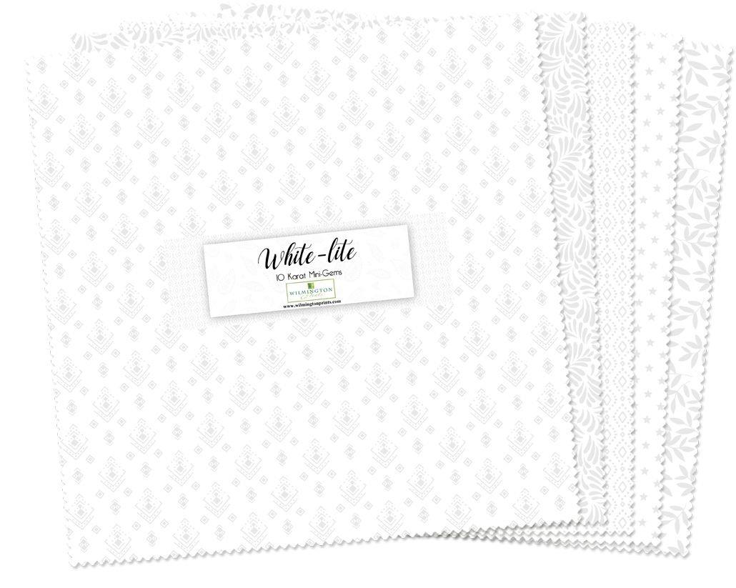 White-Lite 10in Karat Mini-Gems 24 x 10 in squares