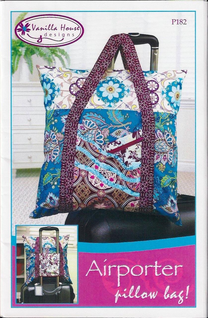 Airporter pillow bag
