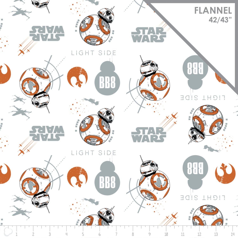 Star Wars Last Jedi - FLANNEL