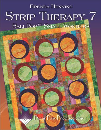 Strip Therapy 7: Bali Pop Small Wonders - Softcover