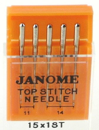 Janome Assorted Topstitch Assorted Needle
