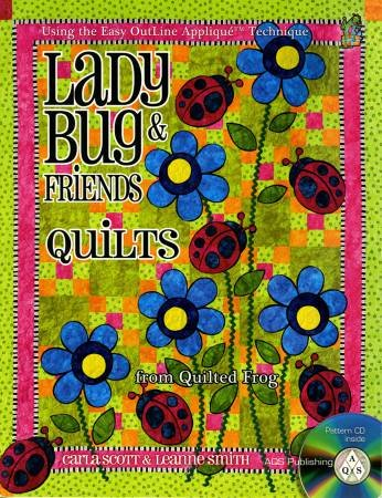 Lady Bug & Friends Quilts Book