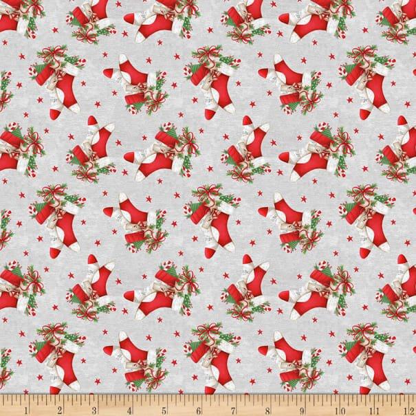 December Magic-Christmas Stockings