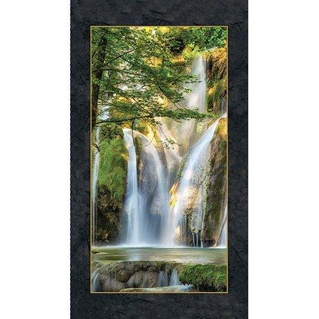 Le Cascade Panel