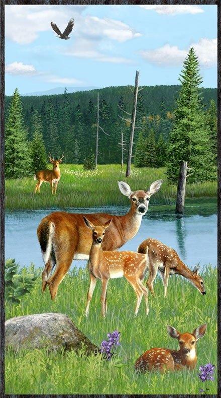 Oh Deer! Panel