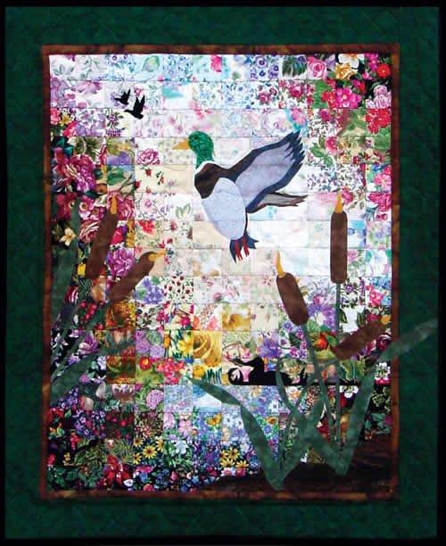 Whims: Ducks & Cattails