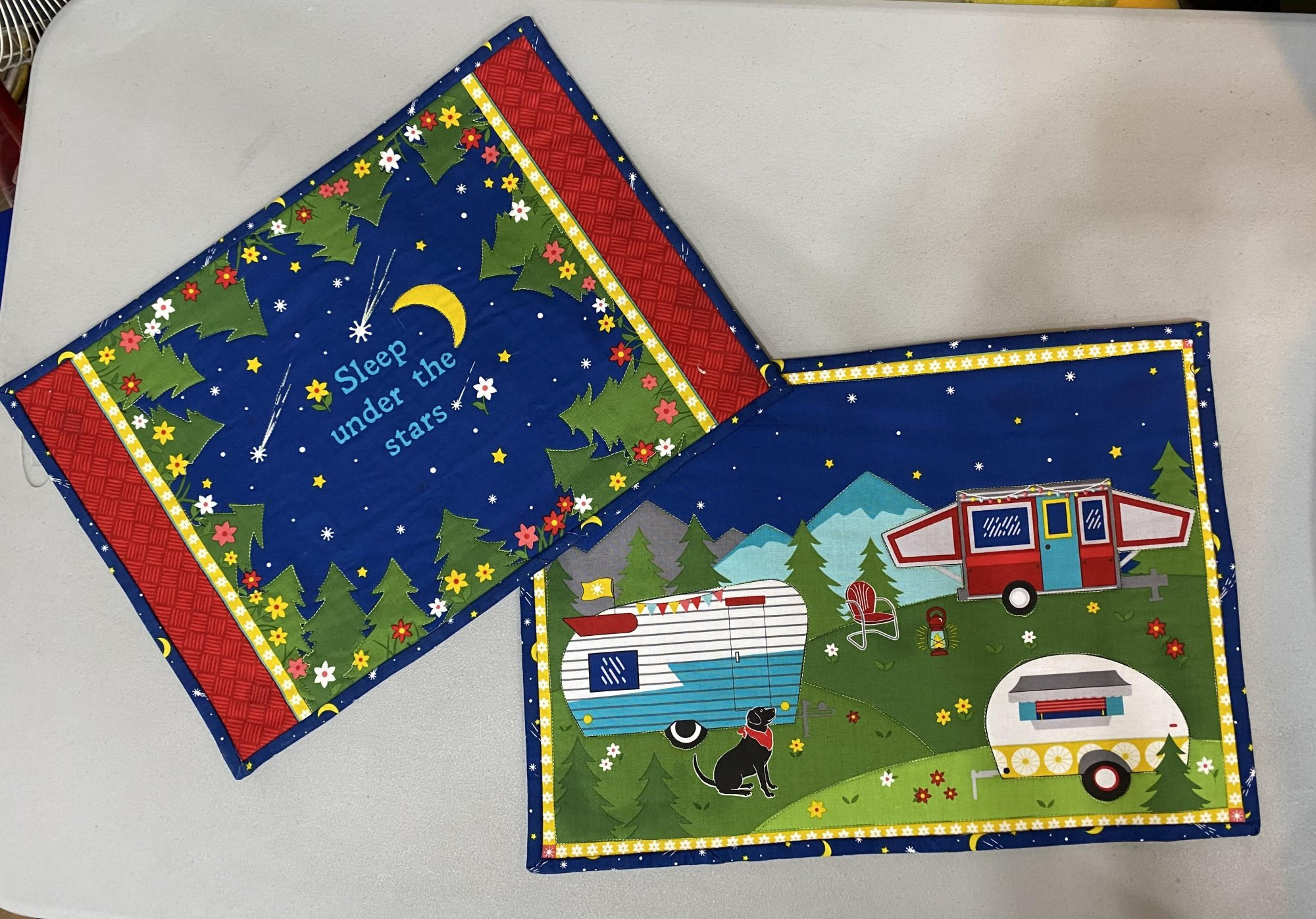 Camping Placemats