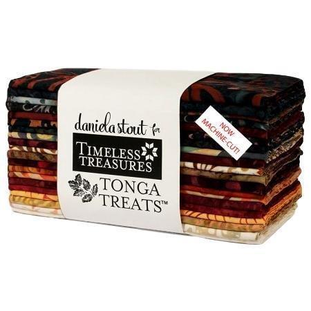 Tonga Treats Fireside 6