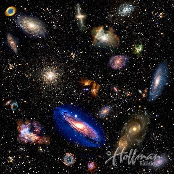 Galaxy Pattern