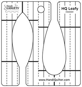HQ Leafy Template