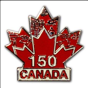 150 Canada Pin