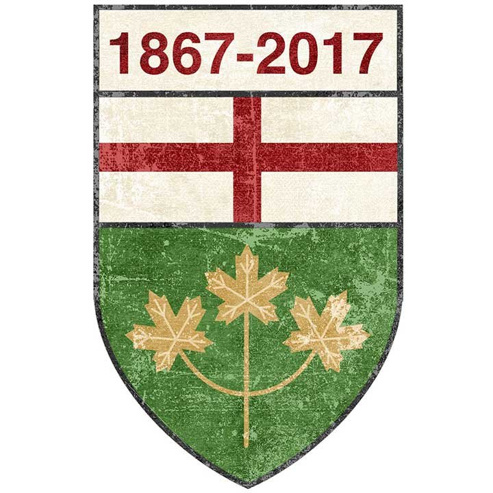 Ontario Pin