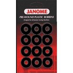 Janome pre-wound black