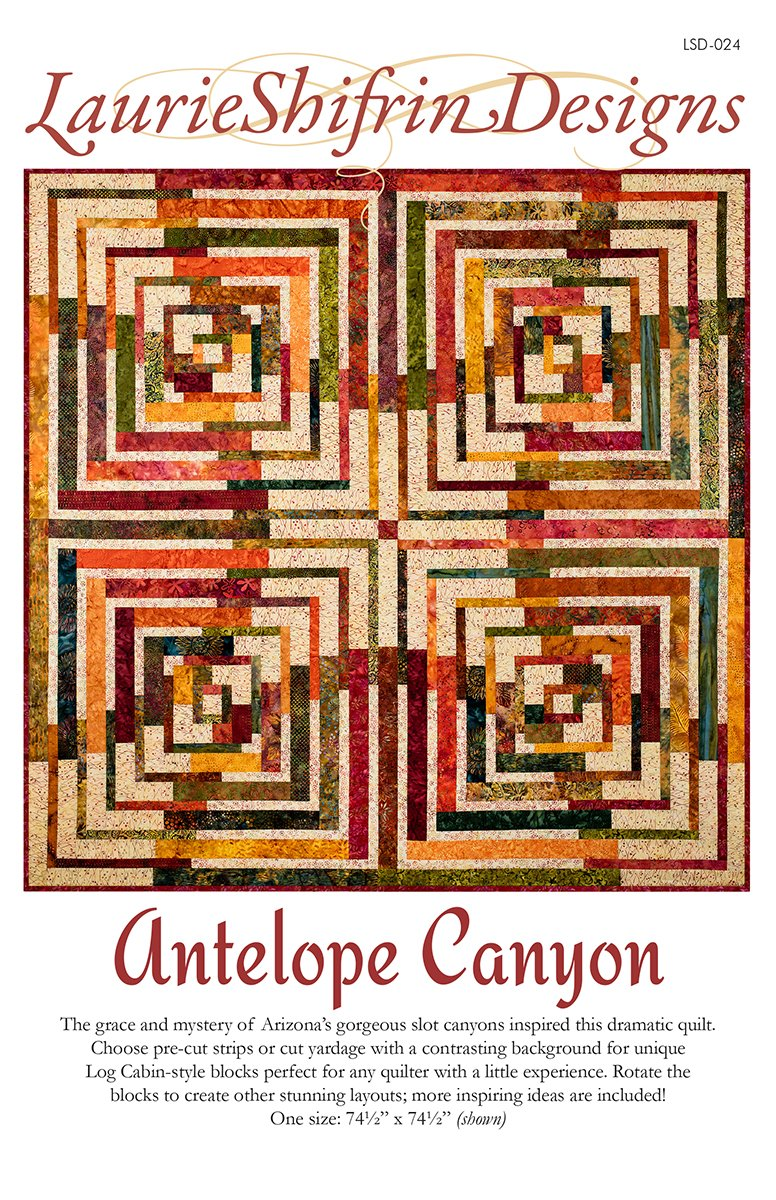 Antelope Canyon Pattern