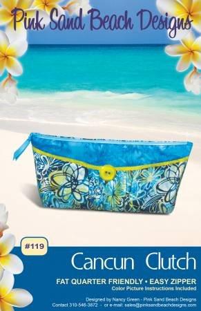 Cancun Clutch Pattern