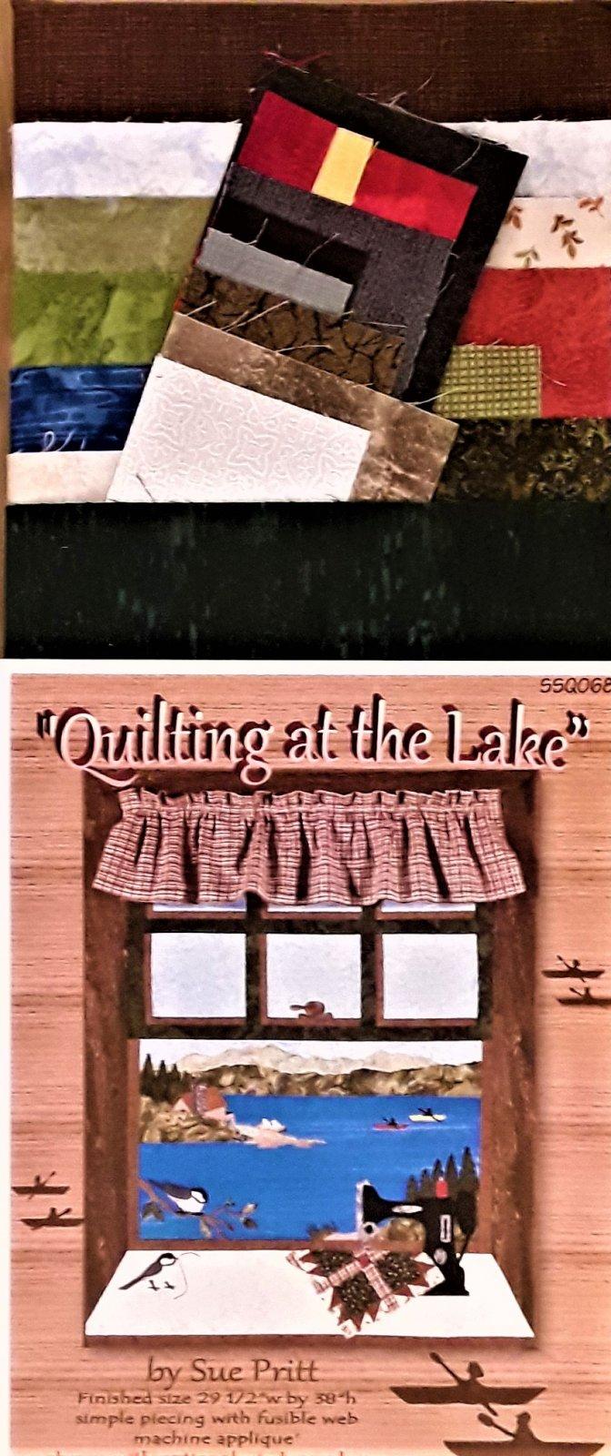Quilting at the Lake Kit