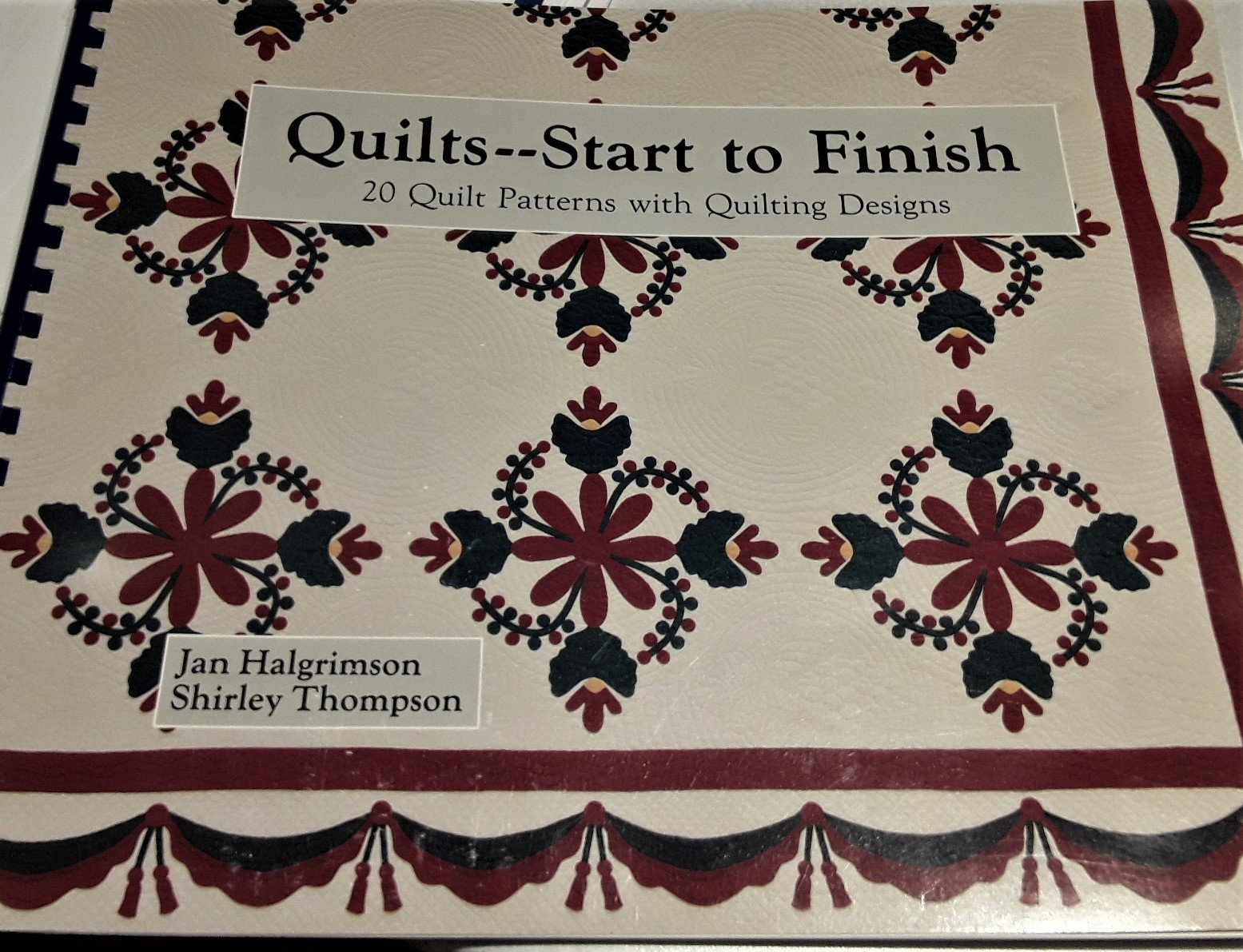 Quilts Start to Finish