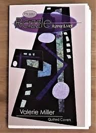 Razzle Runner & Mat Pattern