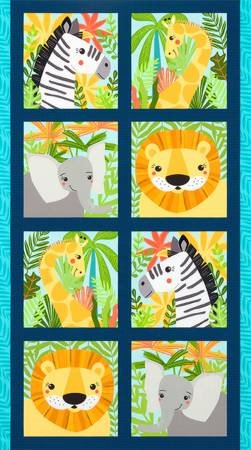 Safari Soiree Panel
