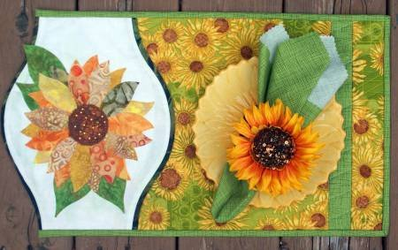 Flowers Galore Placemat Pattern