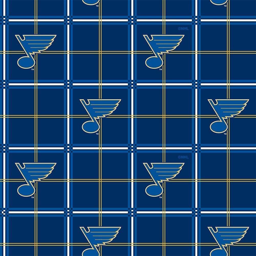 NHL St. Louis Blues 023 FLANNEL