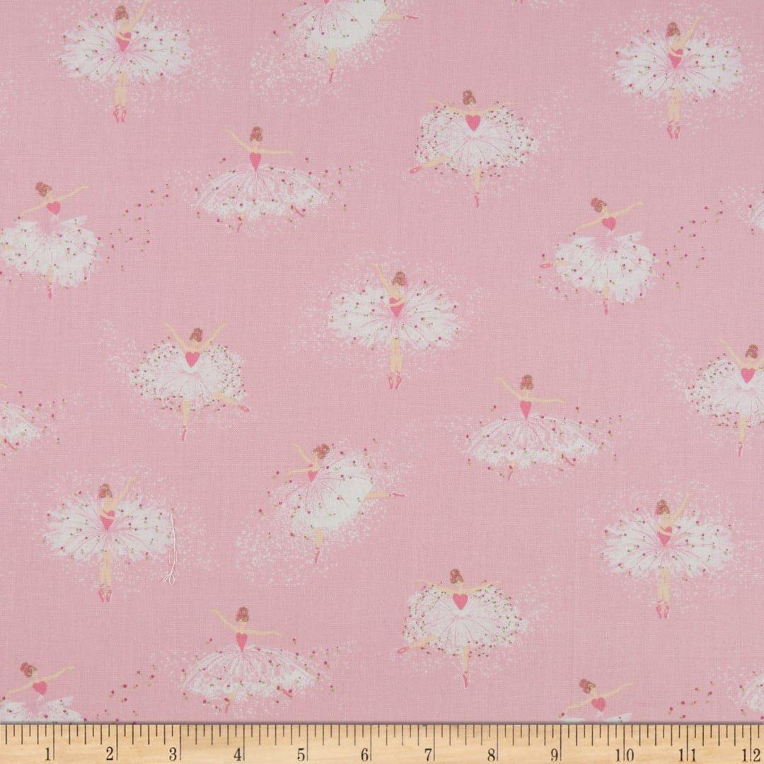 *EOB*  Amelia Ballerina 71190101 Pink - .25YD