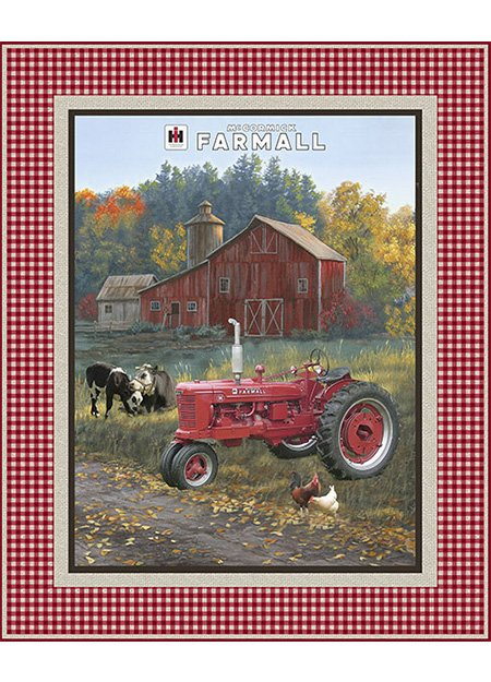 Farmall 10196 Country Check Panel