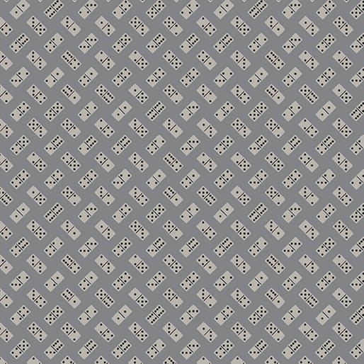 Domino Dove 10246-08 Grey