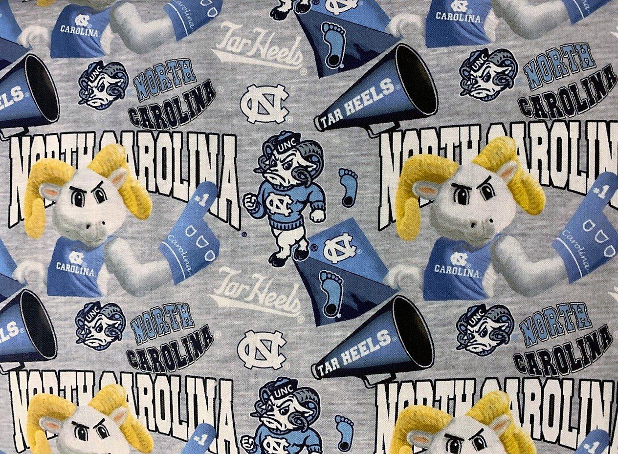 NCAA North Carolina Tarheels 1164 Grey