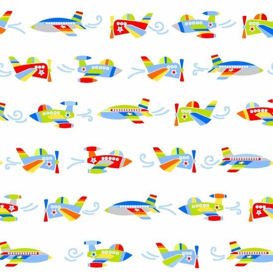 Air Show 1216-17 Planes White