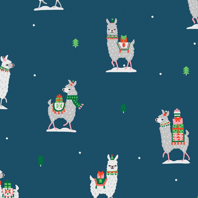 Llamas 1228 Navy