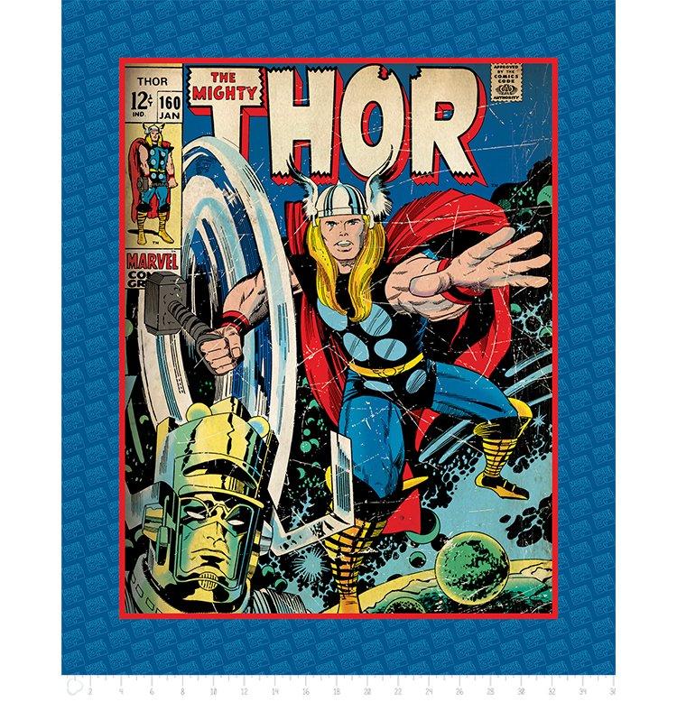 Marvel Comics III 13020307 The Mighty Thor Panel