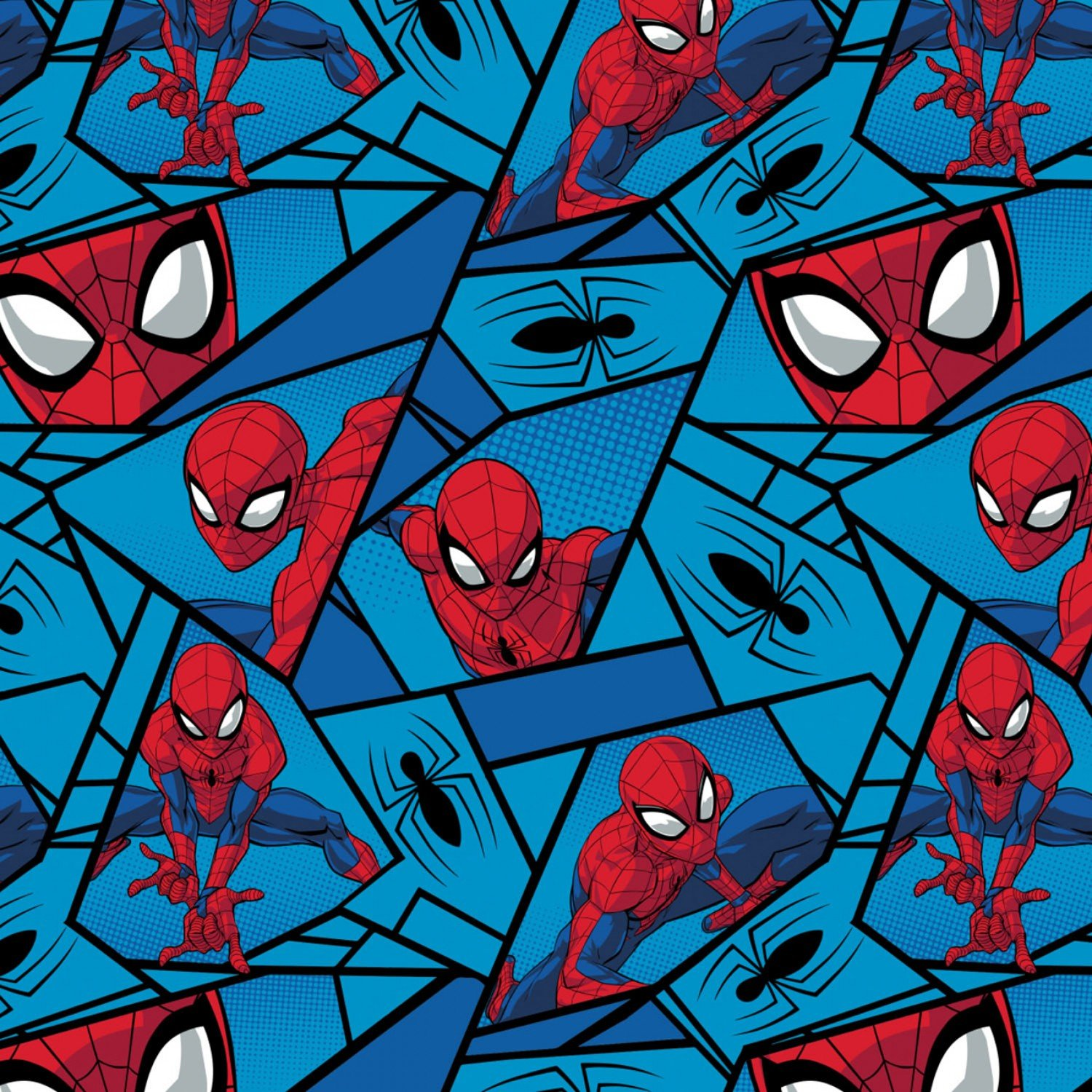 Spiderman 13080005-1 Blue Shards