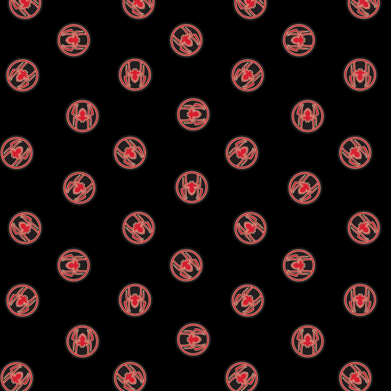 Spiderman 13080017-3 Tokens Black