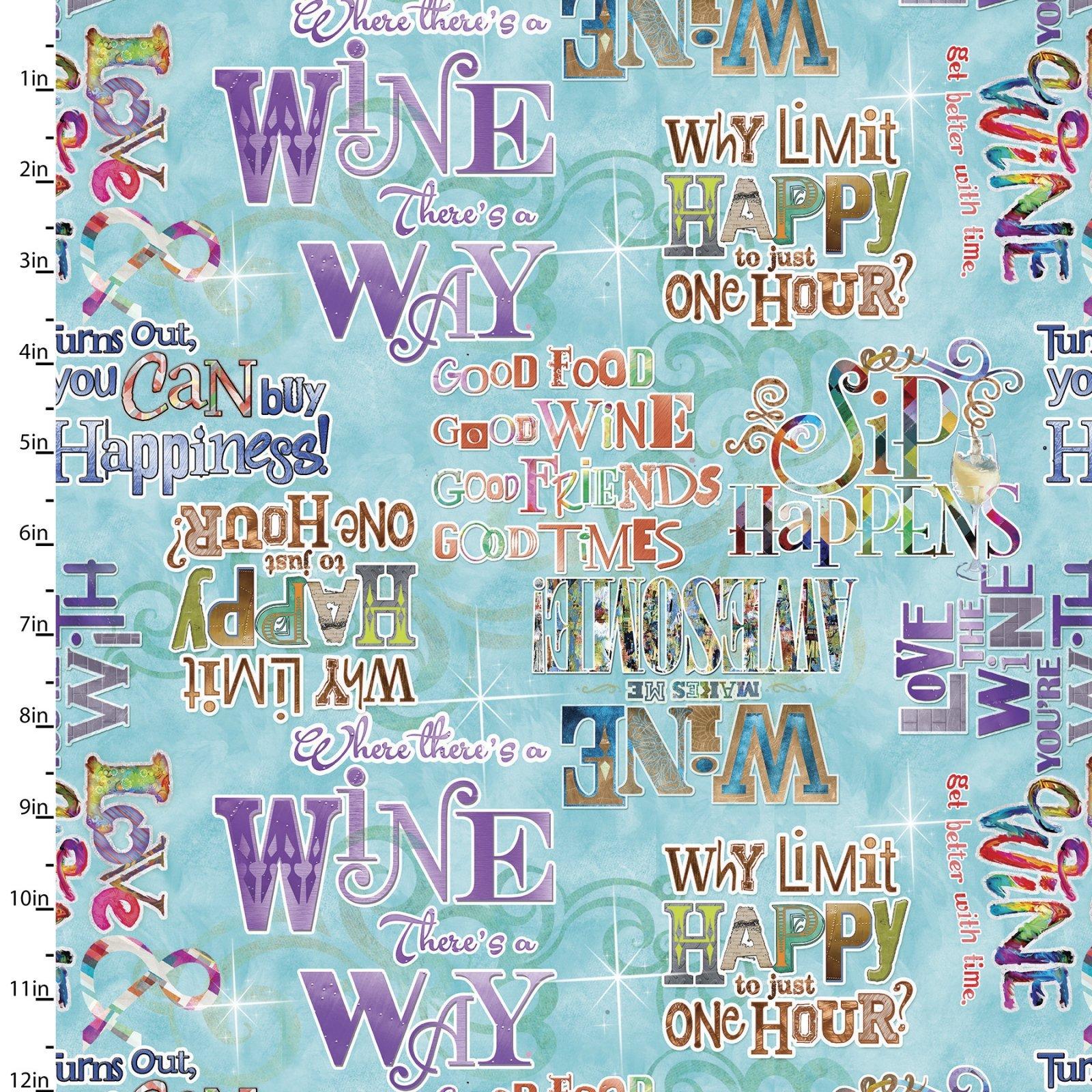 Sip & Snip Wine 14910 Words