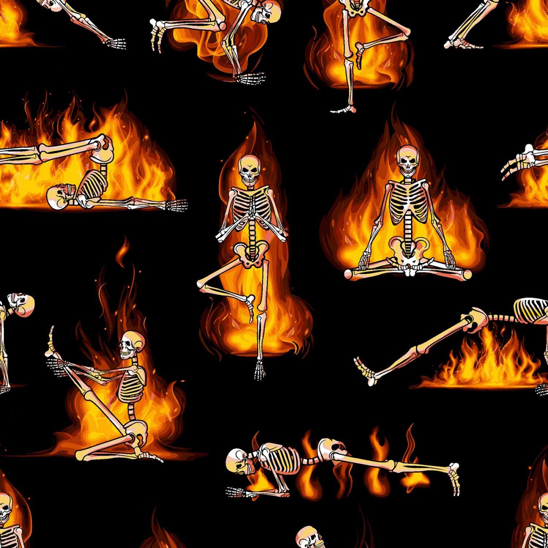 Hot Yoga Bones 16961