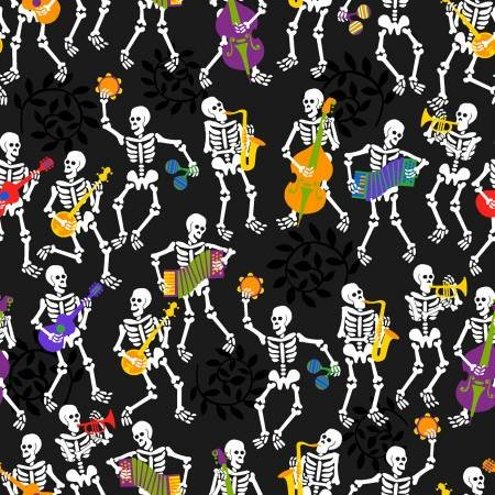 Musical Skeletons 17000