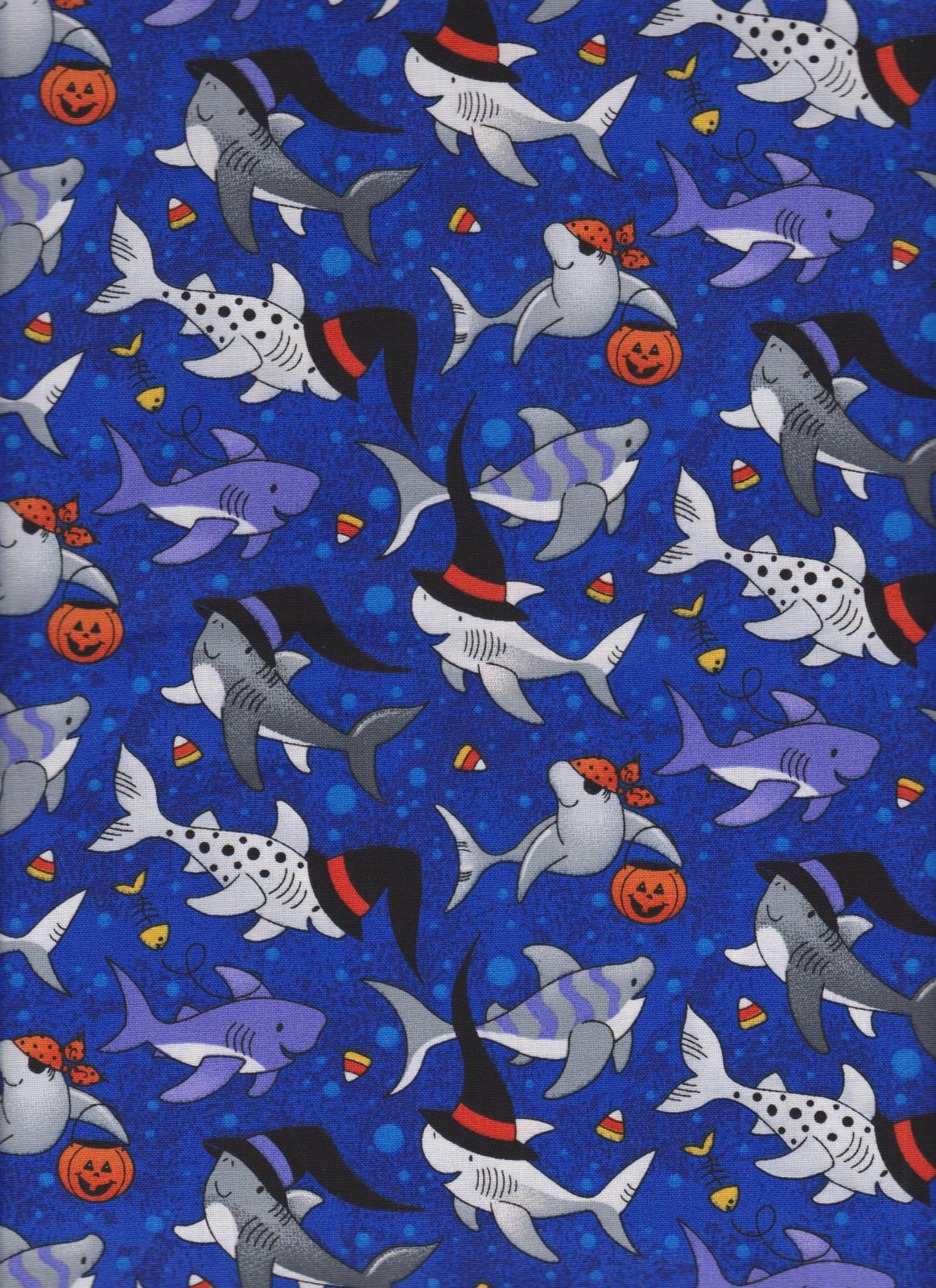 Halloween Shark 17821
