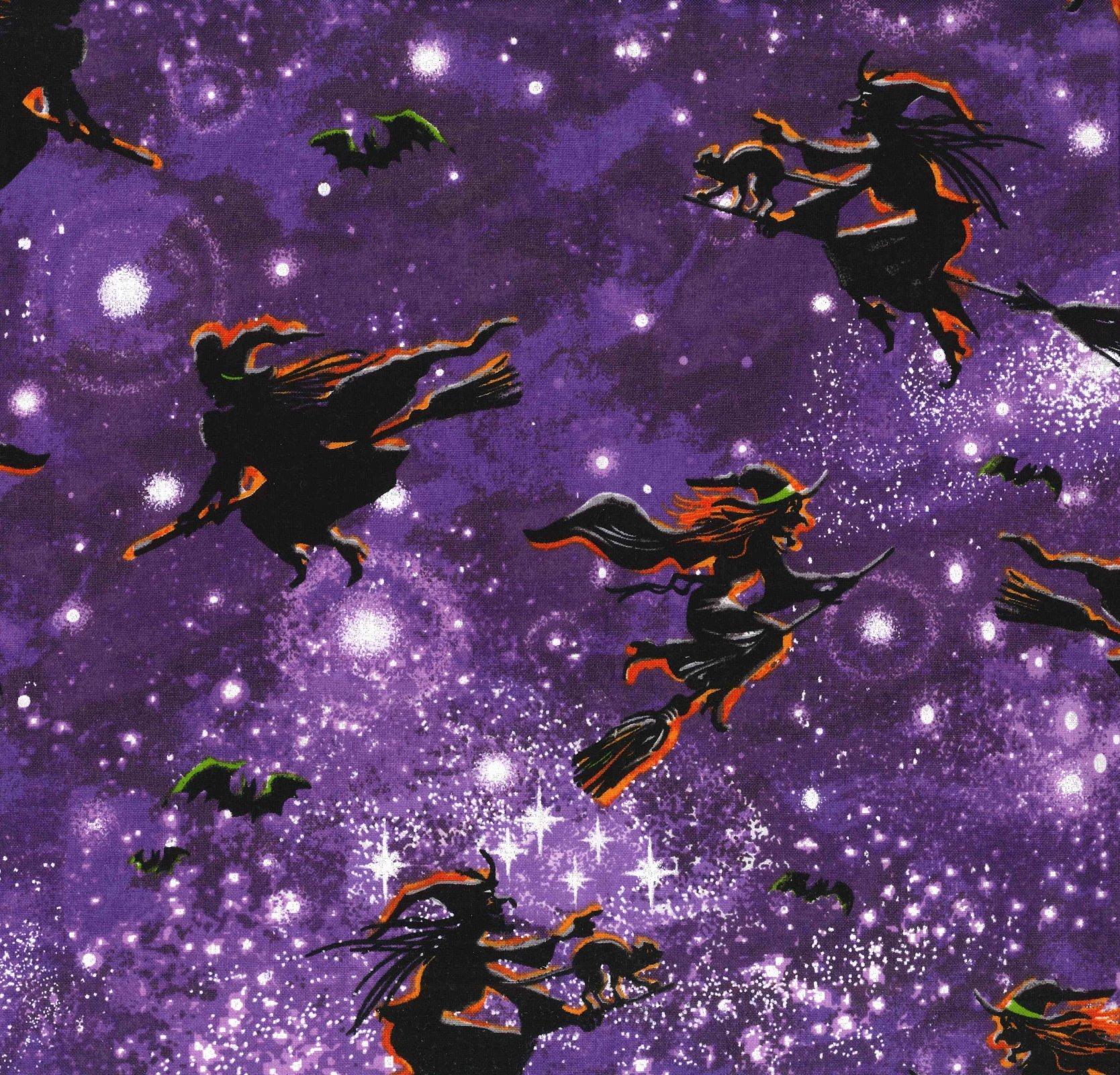 Witch's Flight 17824 Purple