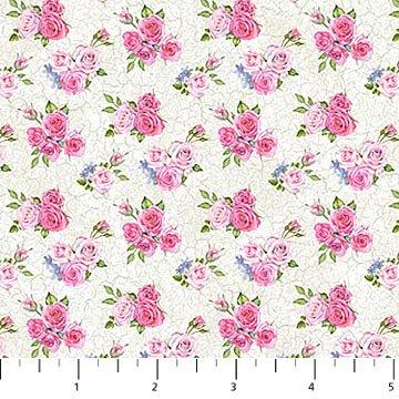 Bunny Love 22764-11 Roses