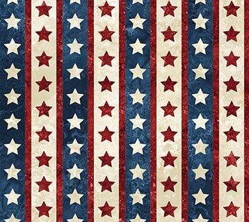 Stars & Stripes 22782-49 Star Stripes