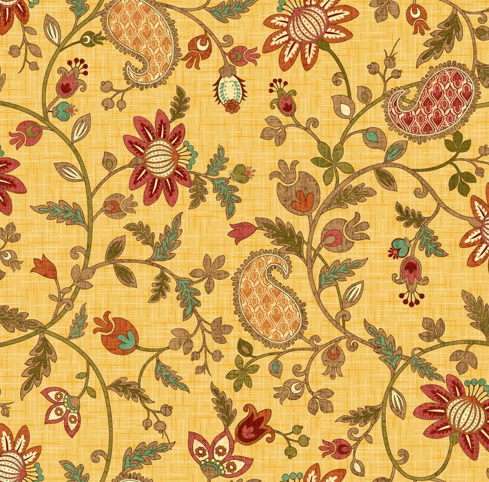 Autumn Elegance 2280-33 Vine Maize