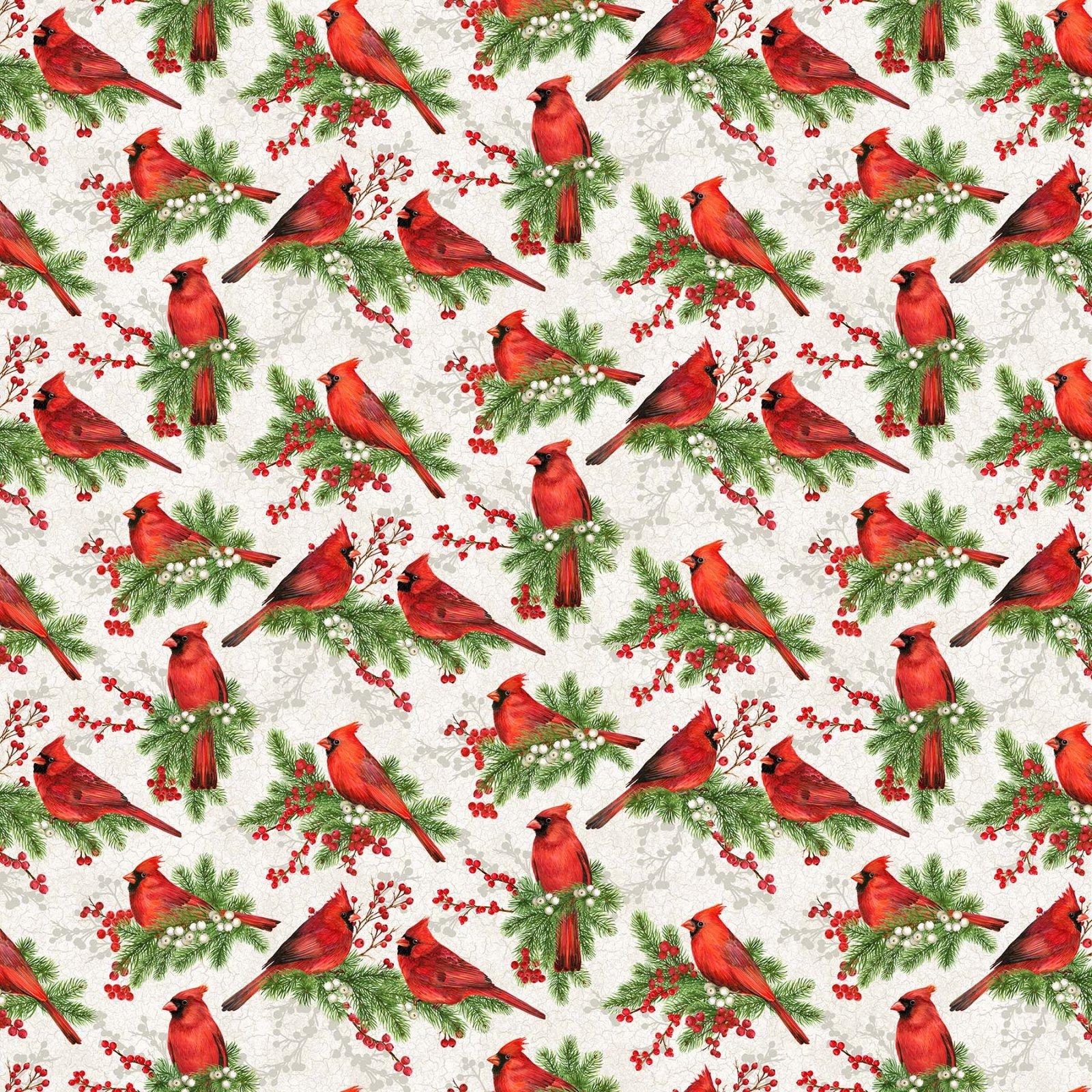 Cardinal Woods 22835-11 White