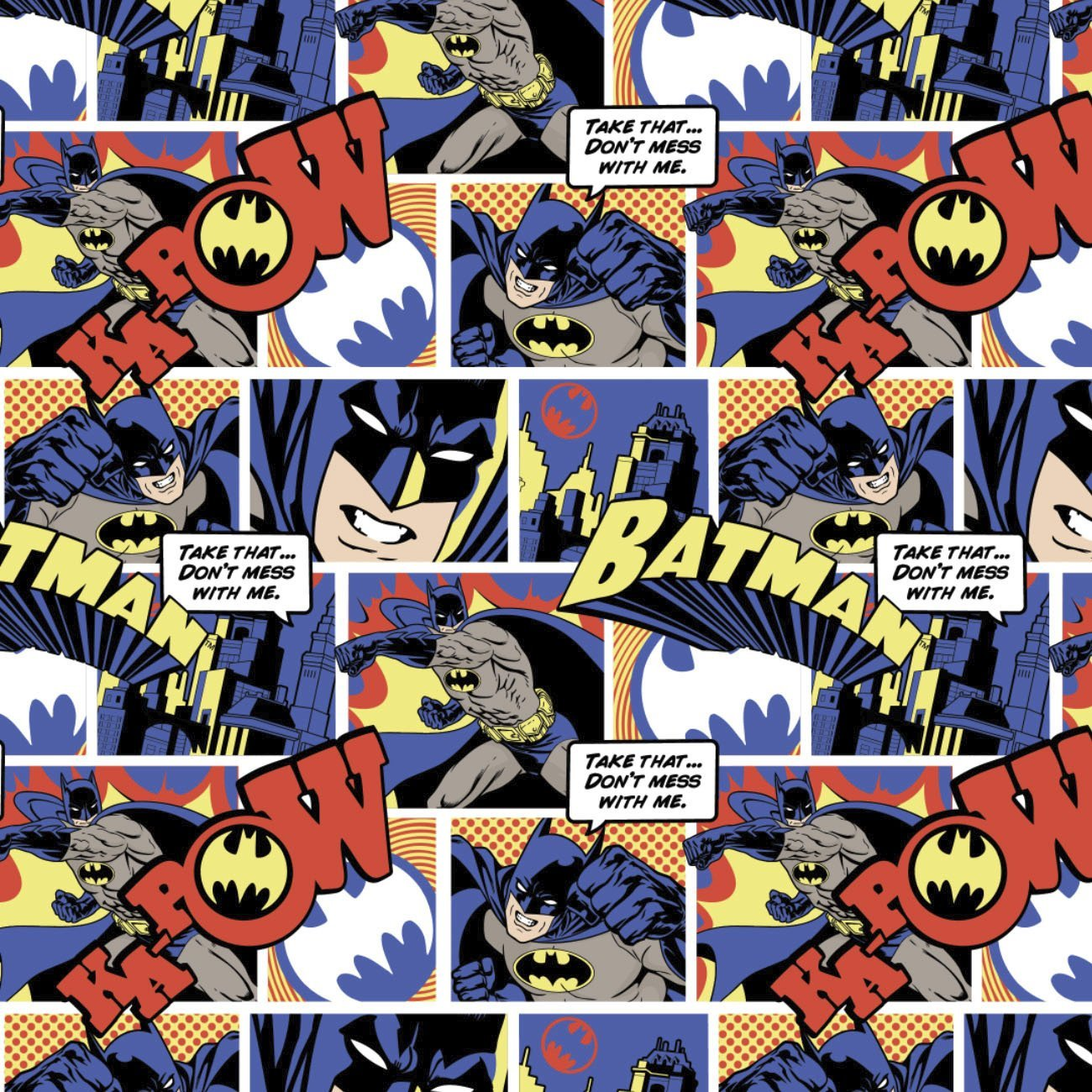 Batman 23200331-2 Color Pop Comics