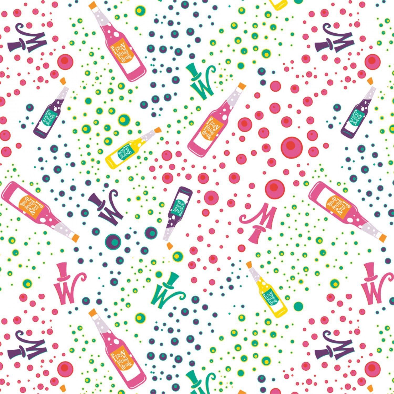 Willy Wonka 23230112-2 Soda Forest White