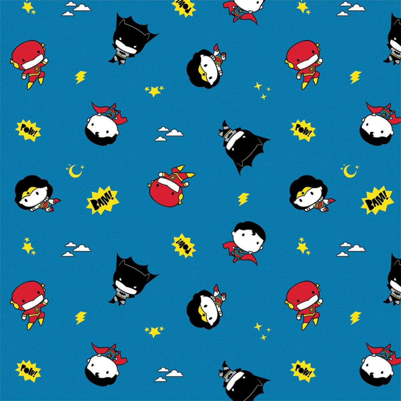 DC Comics 23421301 Blue Tiny Heroes