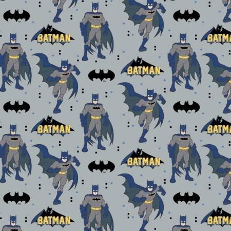DC Comics Batman 23421471-3 Grey Toss