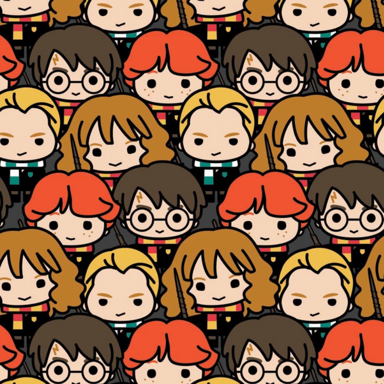 Harry Potter 23800228-1 Kawaii Characters